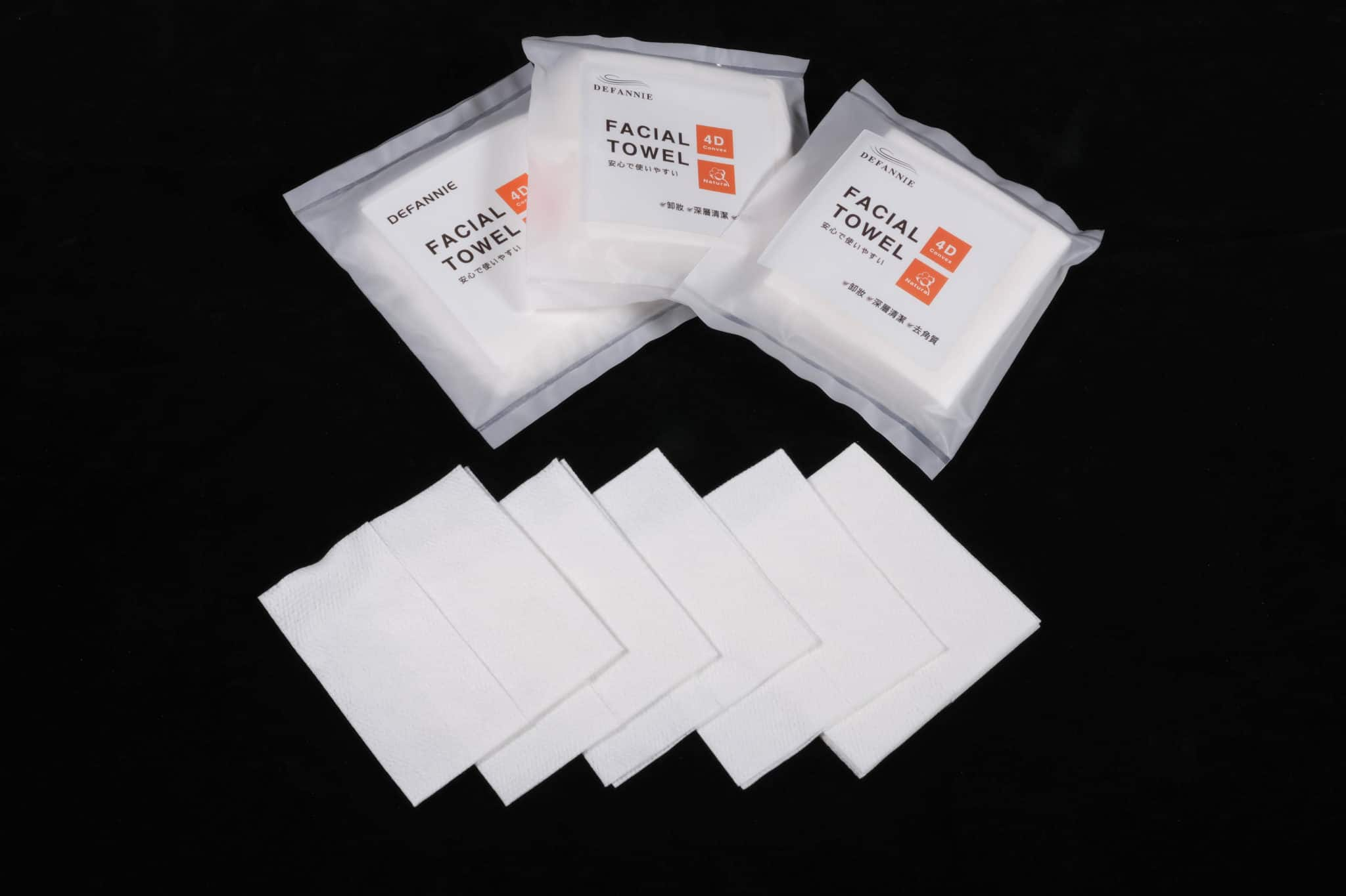 棉柔巾/潔面巾