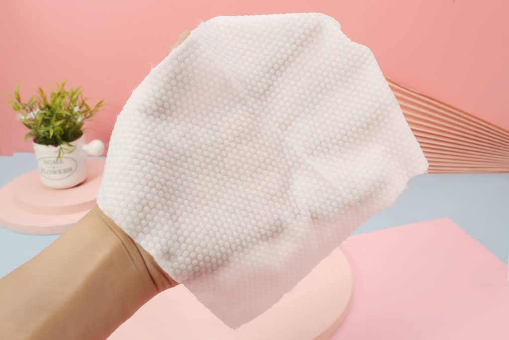 棉柔巾不只能洗臉,還有超多用途